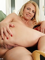 stockings fat mature