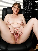 mature lady in